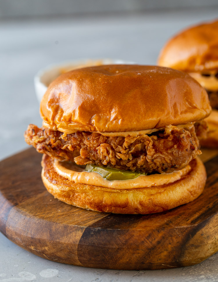 Easiest Way to Cook Perfect Chicken sandwich and hamburger sliders