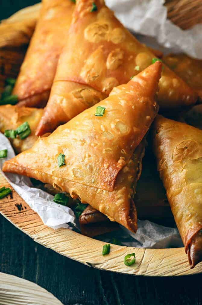 Easiest Way to Prepare Perfect Chicken Chinese samose