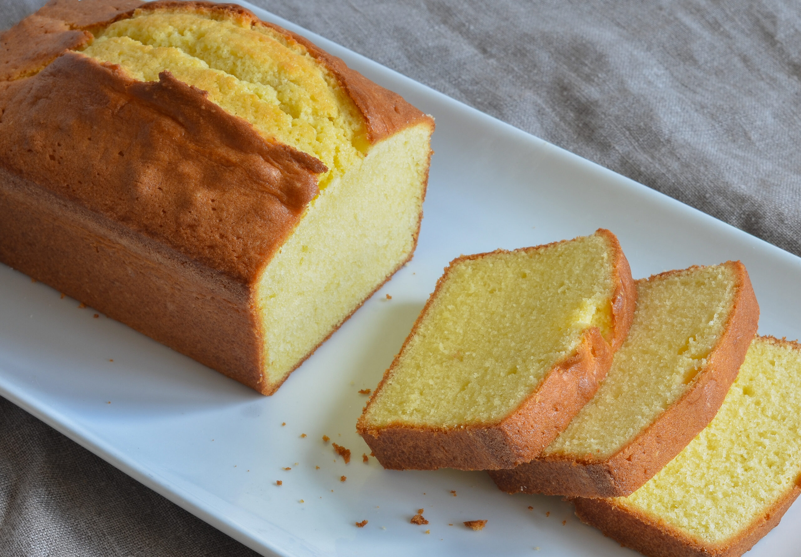 Easiest Way to Prepare Perfect Pound Cake