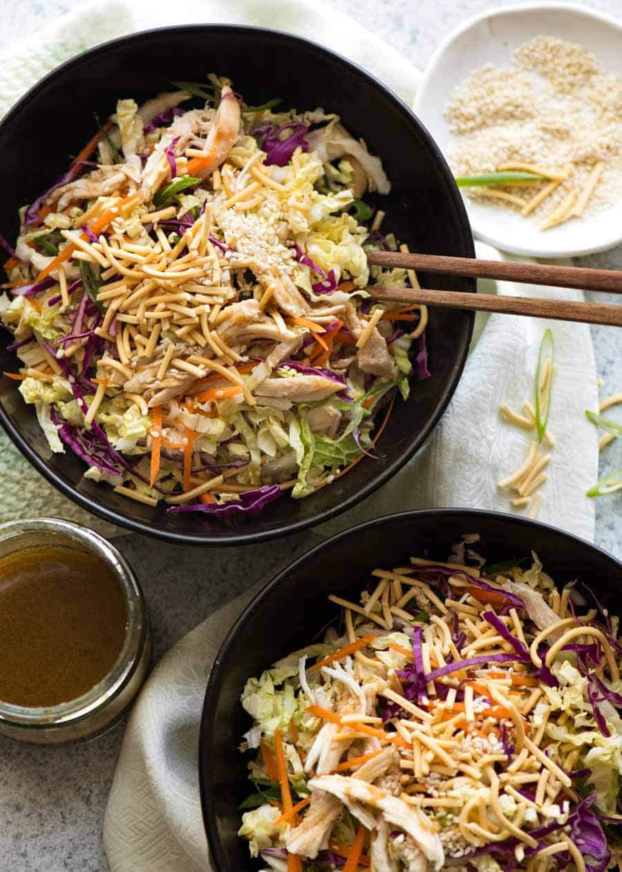 Easiest Way to Prepare Yummy Chinese Chicken Salad