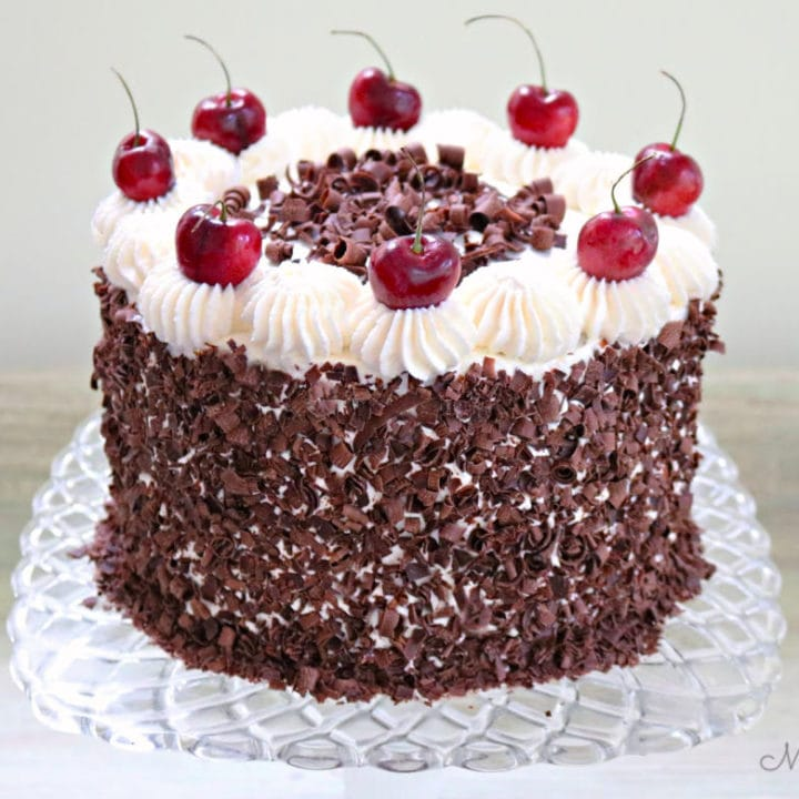 How to Cook Tasty Black forest cake