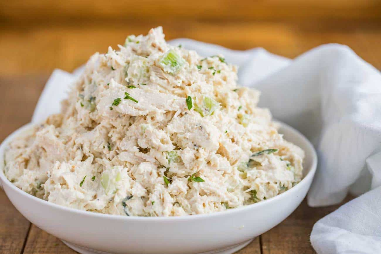 How to Cook Yummy Super Easy Chicken Salad
