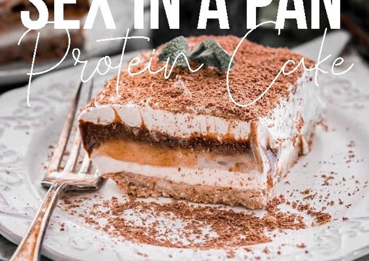 How to Make Appetizing Fitness Recipe: 'Sex in a Pan' Protein Cake
