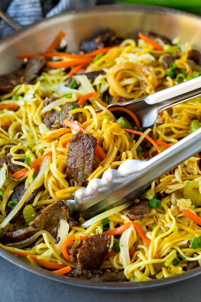 How to Make Perfect Beef mince chow mein