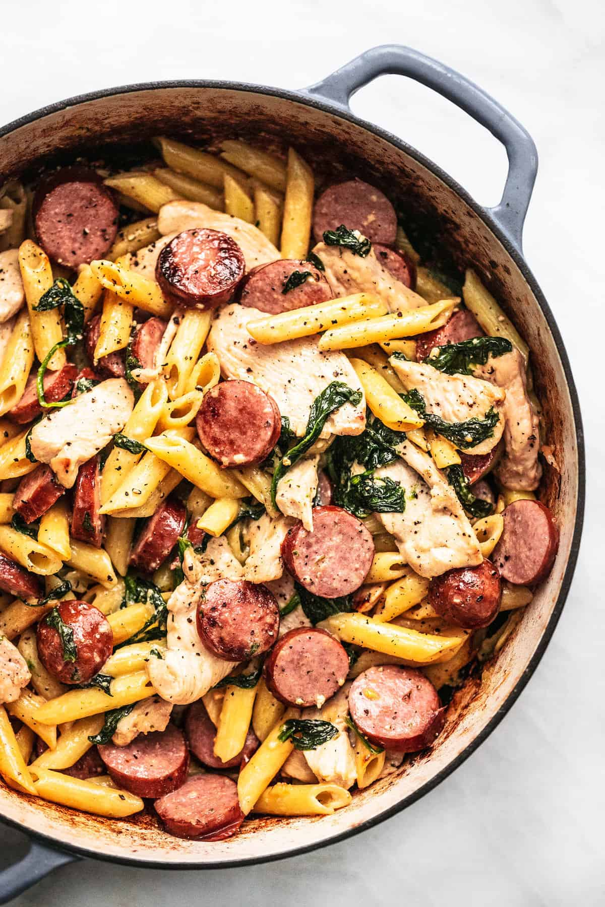 How to Make Yummy Chicken Sausage Spag