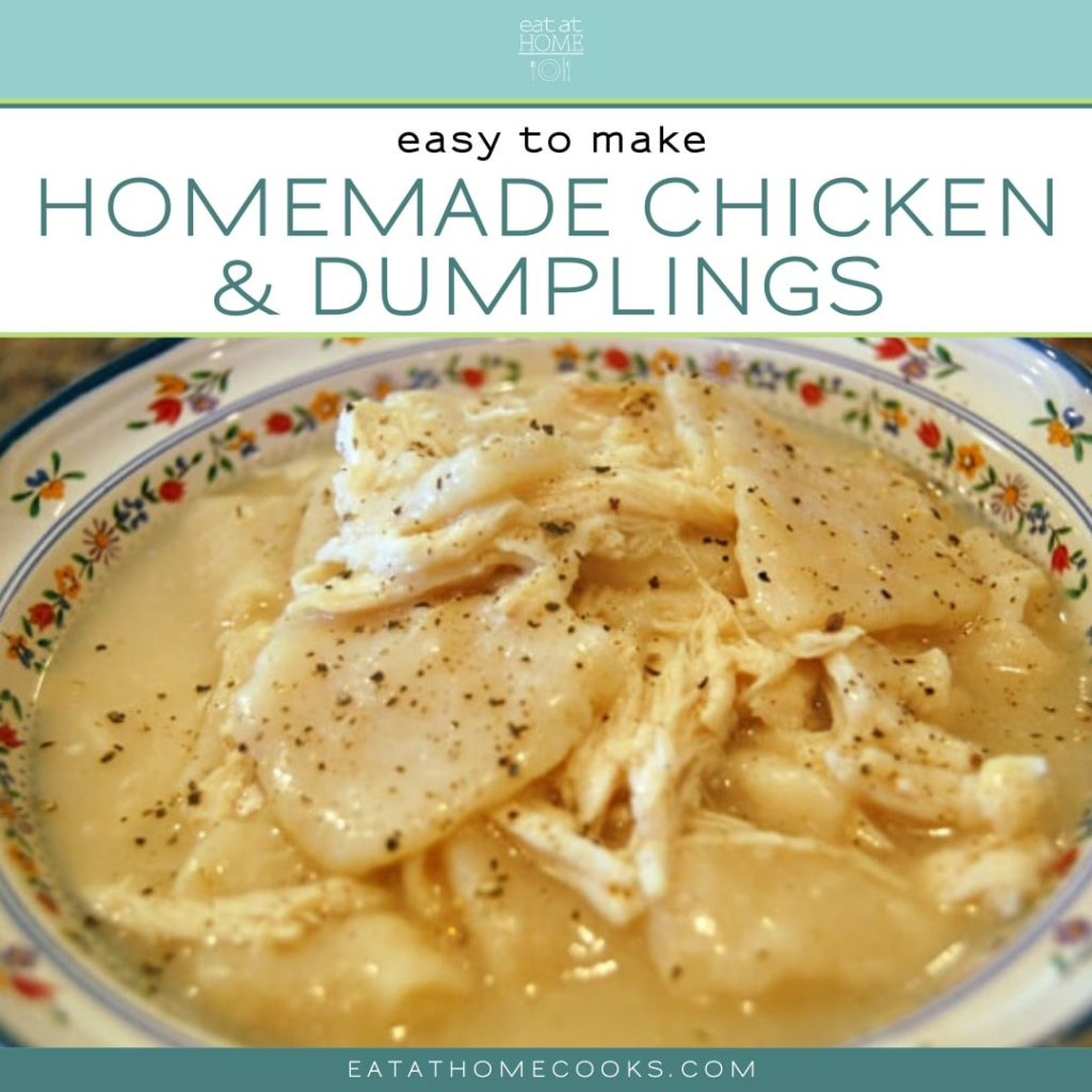 How to Prepare Appetizing easy chicken and dumpling pot pie