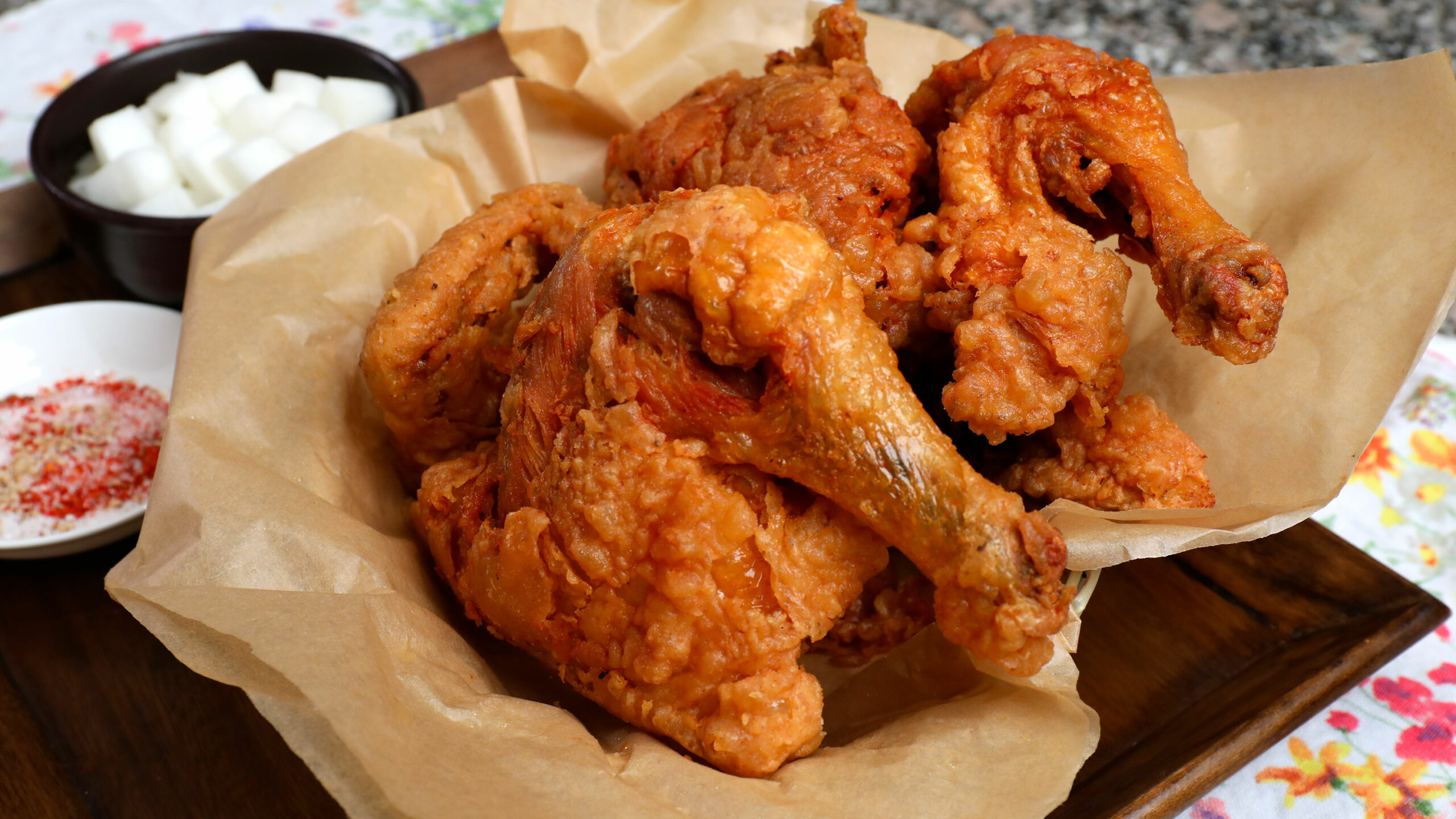 How to Prepare Appetizing Fried Chicken