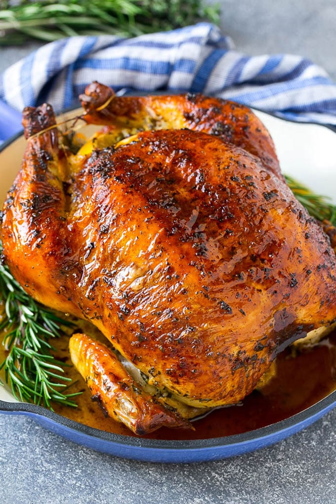 How to Prepare Delicious Whole roasted chicken