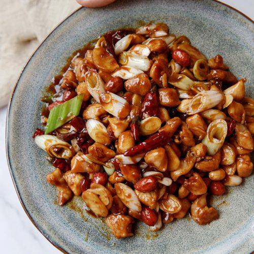 How to Prepare Yummy Szechuan Kung Pao Chicken