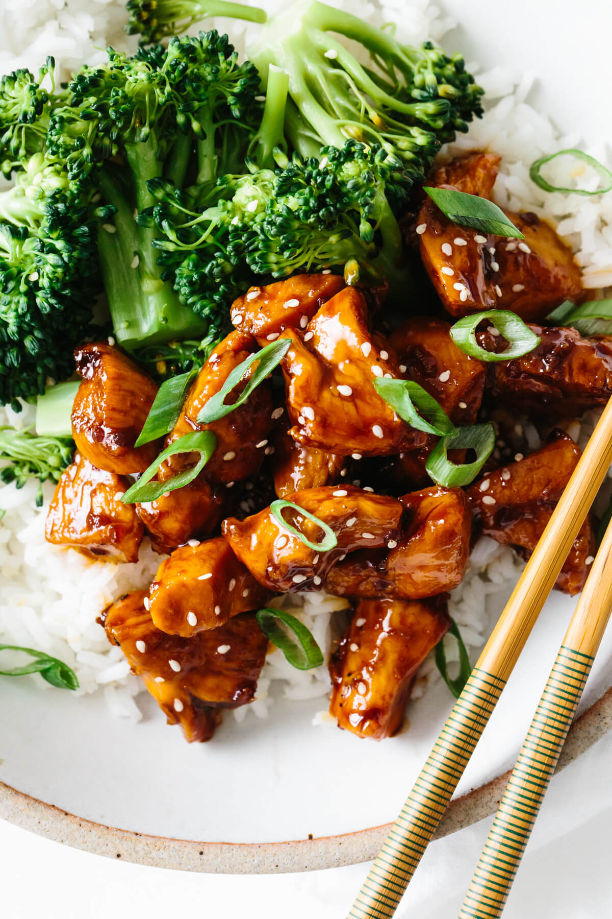 Recipe: Perfect Easy Homemade Chicken Teriyaki (Gluten free)