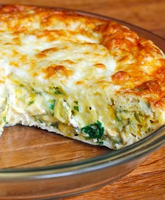 Recipe: Tasty Chicken Quesadilla Pie