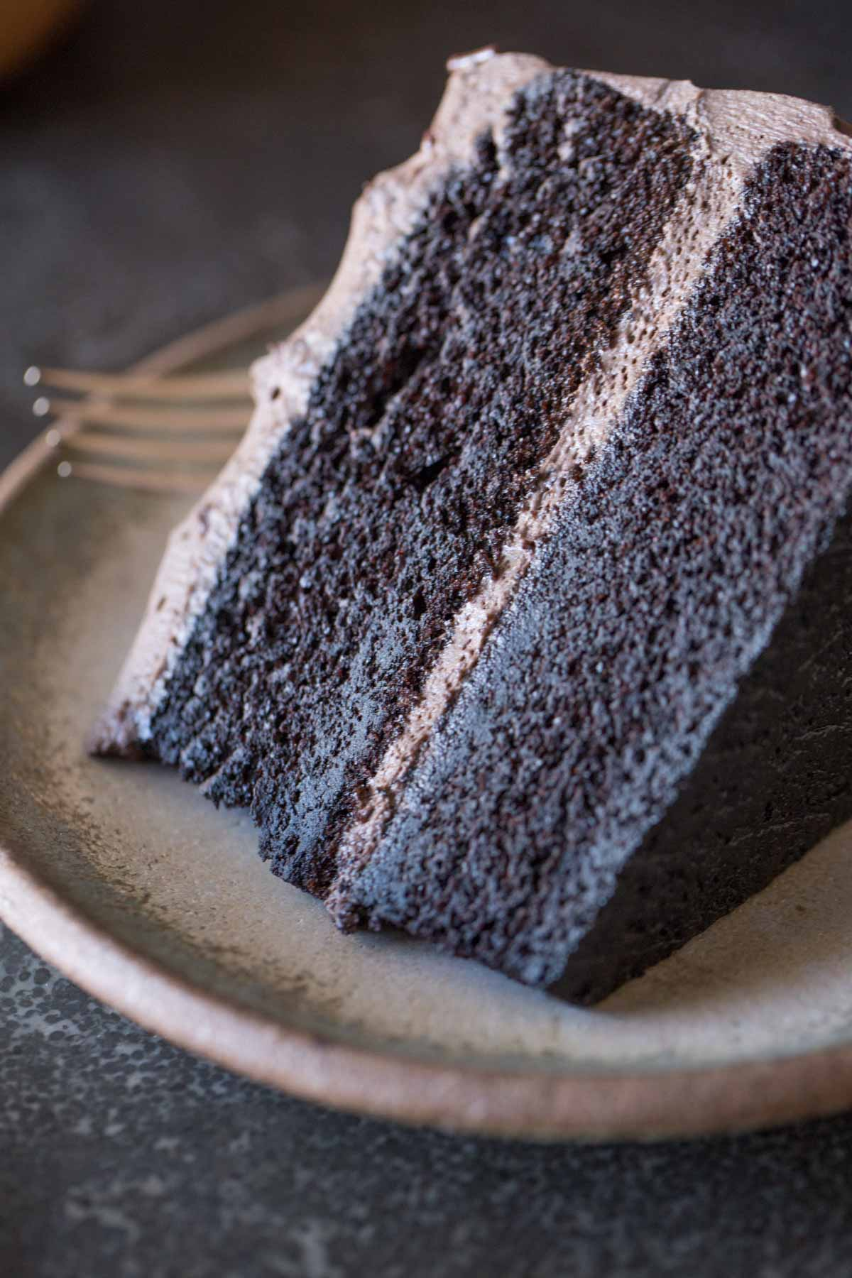 Recipe: Tasty Moist chocolate cake with whipped cream frosting